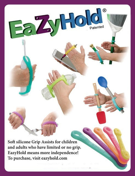 EazyHold univeral cuff assisitive device adult flyer