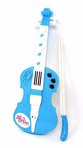 LilPals An Amazing Musical Instrument Violin Toy with 12 Music Demo Sounds and Lights