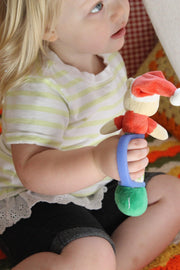 Holding my toy with an EazyHold