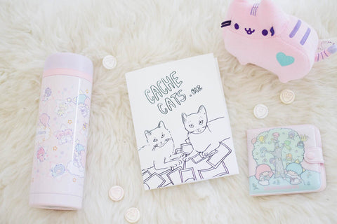 Cache Cats Dot Biz Zine