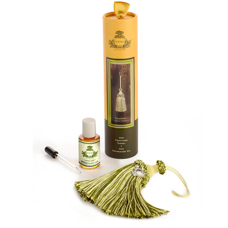 Lemon Verbena TasselAire Tassel | Agraria Home Collection | Aedes.com