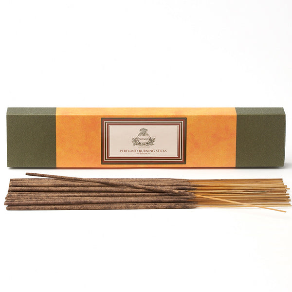 Balsam - Perfumed Burning Sticks (40 sticks) by Agraria