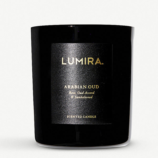 Arabian Oud Candle 10.6oz Lumira