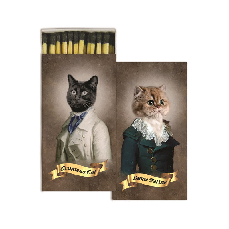 Regal Cat - Matches