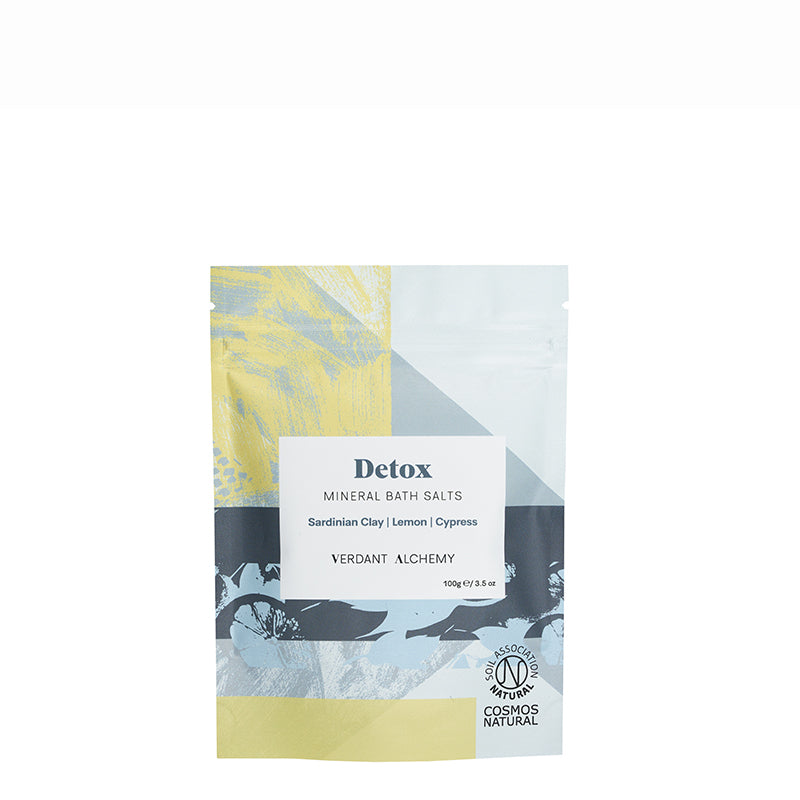 Detox Bath Salt | Verdant Alchemy