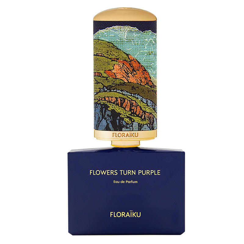 Flowers Turn Purple - Eau de Parfum | Floraiku