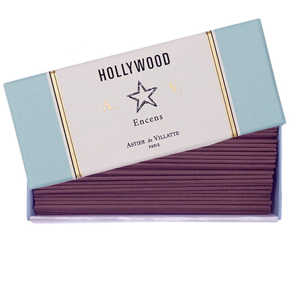 Hollywood Incense Box | Astier de Villatte Collection | Aedes.com