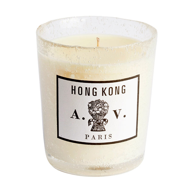 Hong Kong - Candle (glass) 8.3oz by Astier de Villatte