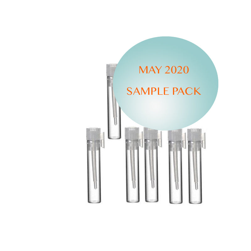 May 2020 Arrival - Sample Pack