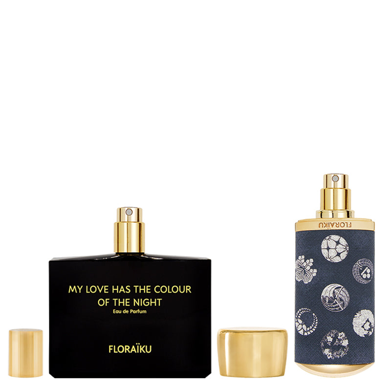 My Love Has The Color Of The Night - Eau de Parfum | Floraiku