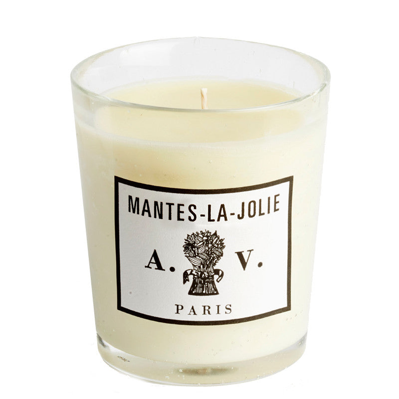 Mantes-La-Jolie - Candle 8.3oz (glass) by Astier de Villatte