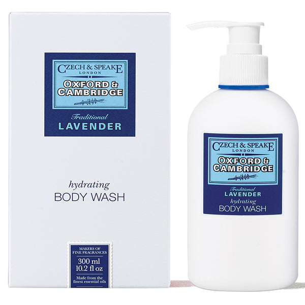 Oxford & Cambridge Lavender - Hand Wash 10.2oz