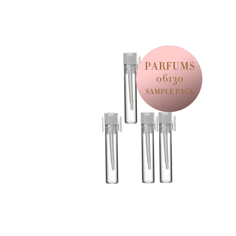 Parfums 06130 Sample Pack