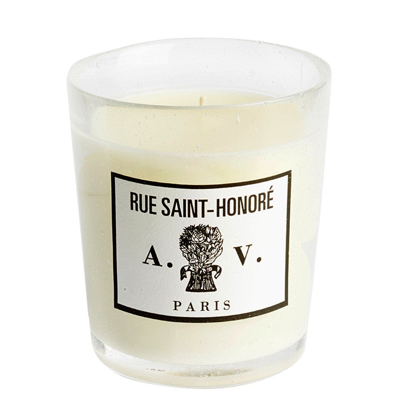 Rue St. Honore Candle | Astier de Villatte Collection | Aedes.com