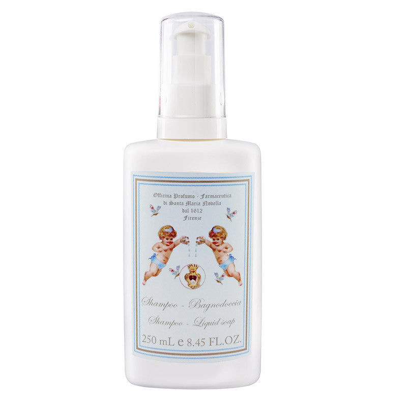 Shampoo Liquid Soap for Boys | Santa Maria Novella | Aedes.com
