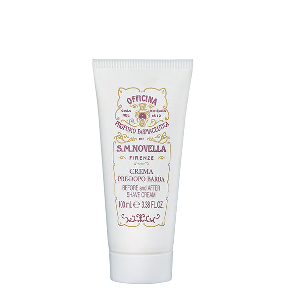 Crema Pre-Dopo Barba - Before & After Shave Cream 3.3oz by Santa Maria Novella