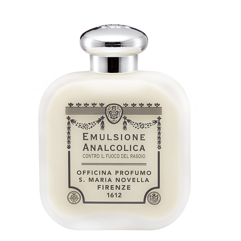 Non-Alcoholic After Save -  Emulsione Analcolica 3.3oz by Santa Maria Novella