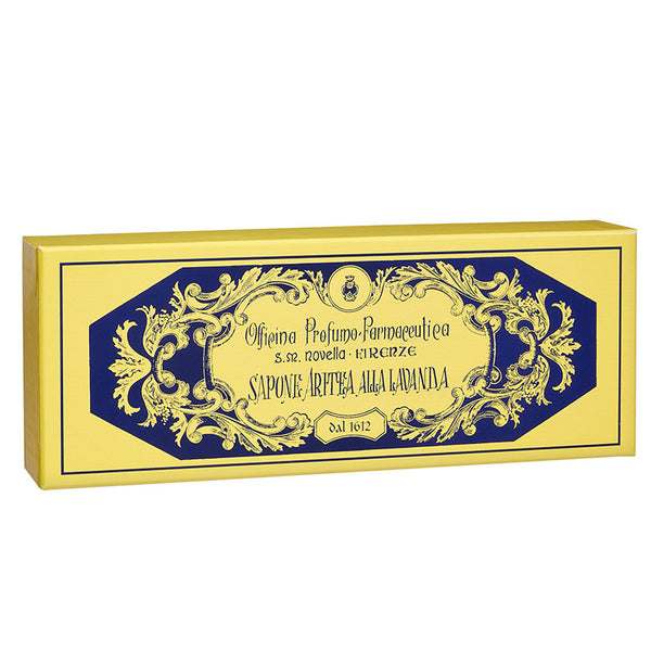 Old Lavender Soap - Box of 4 by Santa Maria Novella