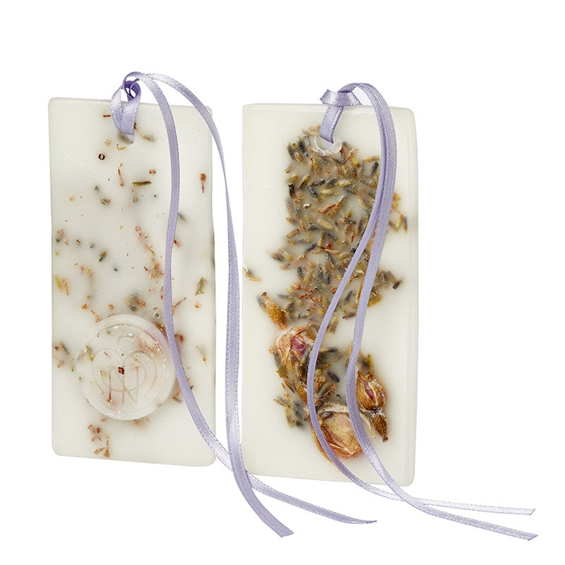 Wax Tablets (Lavender) for Closets or Drawers  - Set of Two
