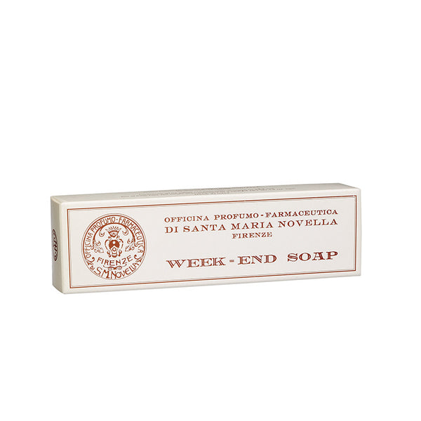 Weekend Soap - (Box of 3) | Santa Maria Novella Collection | Aedes.com