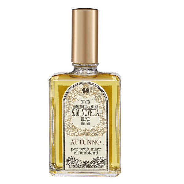 Profumo Per Ambiente Autunno - Fall Room Spray 3.4oz by Santa Maria Novella