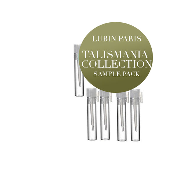 LUBIN Talismania Collection - Sample Pack