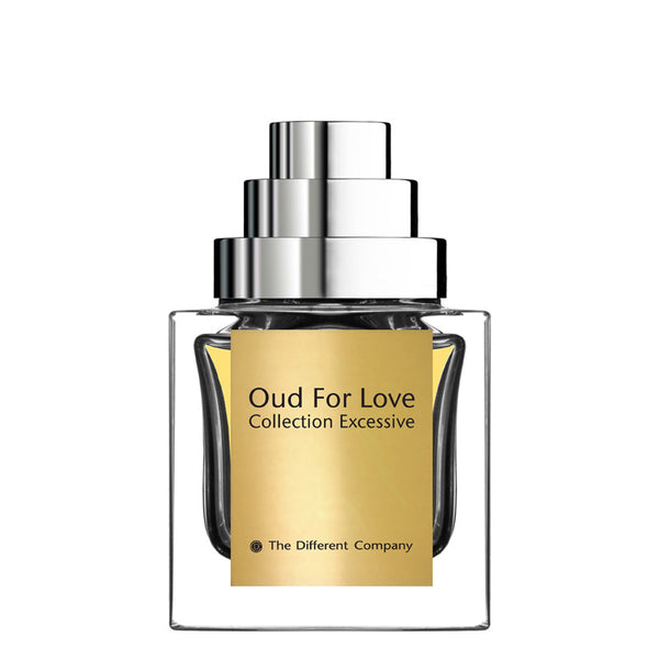 Collection Excessive: Oud for Love - Eau de Parfum 1.7oz by The Different Company