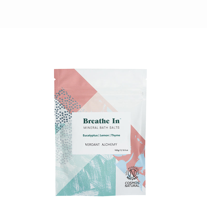 Breathe In - Mineral Bath Salts | Verdant Alchemy