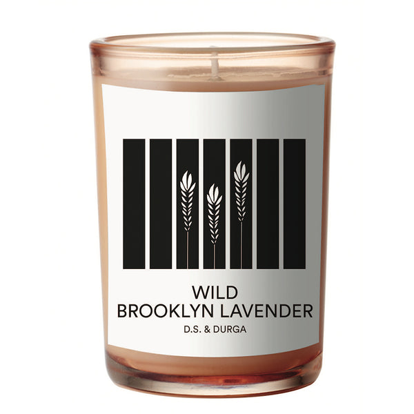 Wild Brooklyn Lavender Candle by DS & DURGA
