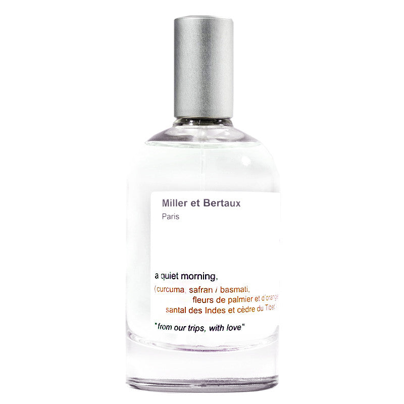 A quiet morning  - Eau de Parfum 3.4oz by Miller et Bertaux