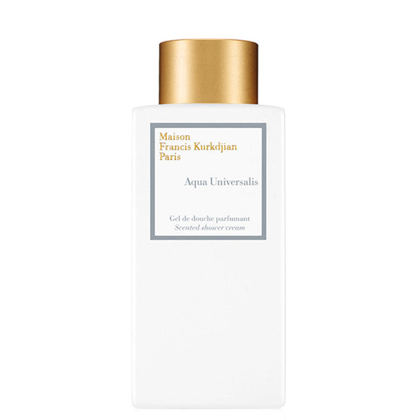 Aqua Universalis - Scented Shower Cream by Maison Francis Kurkdjian