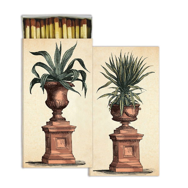 Agave Urns - Matches