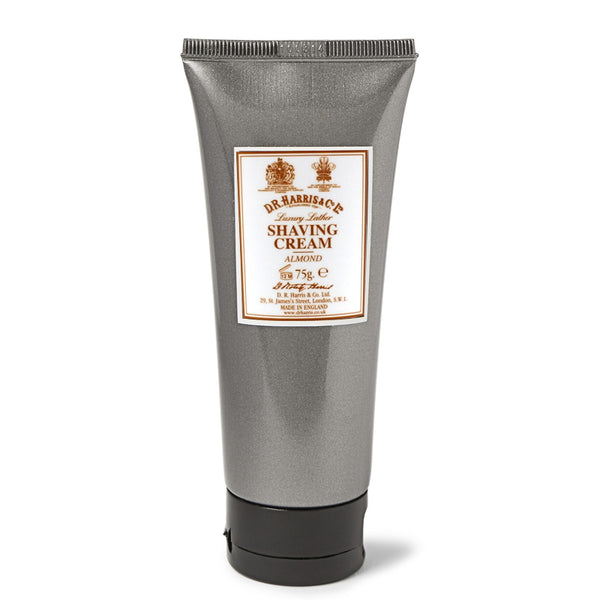 Almond Shaving Cream - Tube 2.6oz by D.R. Harris