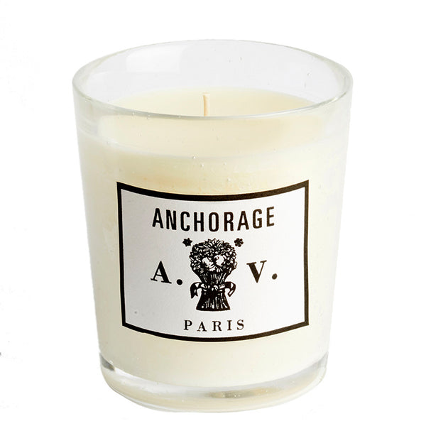 Anchorage - Candle (glass) 8.3oz by Astier de Villatte