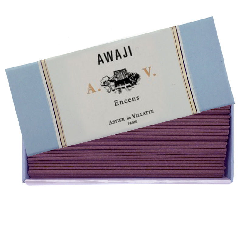Awaji Incense Box | Astier de Villatte Paris Collection | Aedes.com