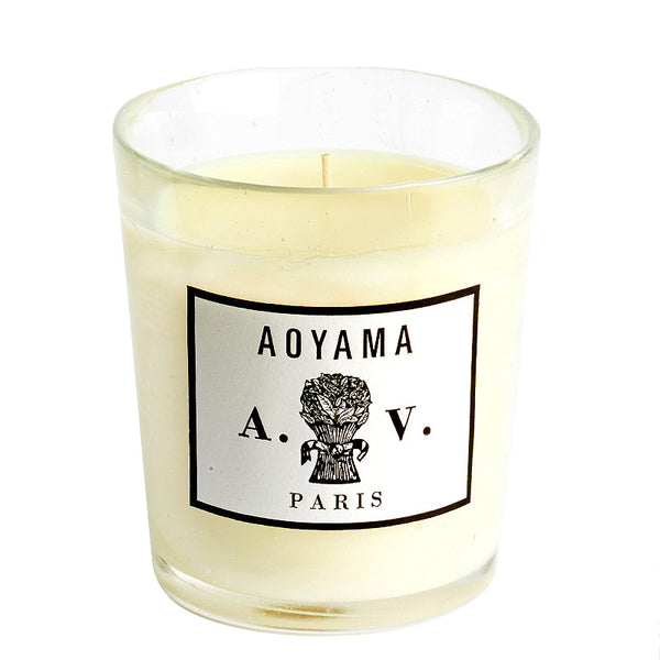 Aoyama - Candle (glass) 8.3oz by Astier de Villatte