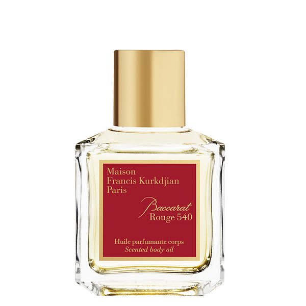 Baccarat Rouge 540 - Scented Body Oil 2.4oz