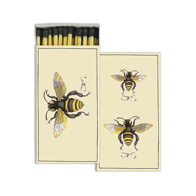 Bee Motif - Matches