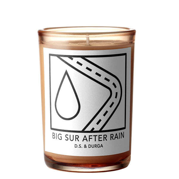 Big Sur After Rain - Candle by DS & DURGA