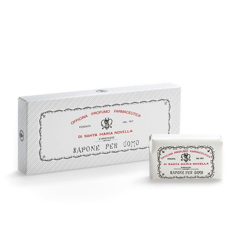 Patchouli Soap (Box of 4) | Santa Maria Novella Collection | Aedes.com