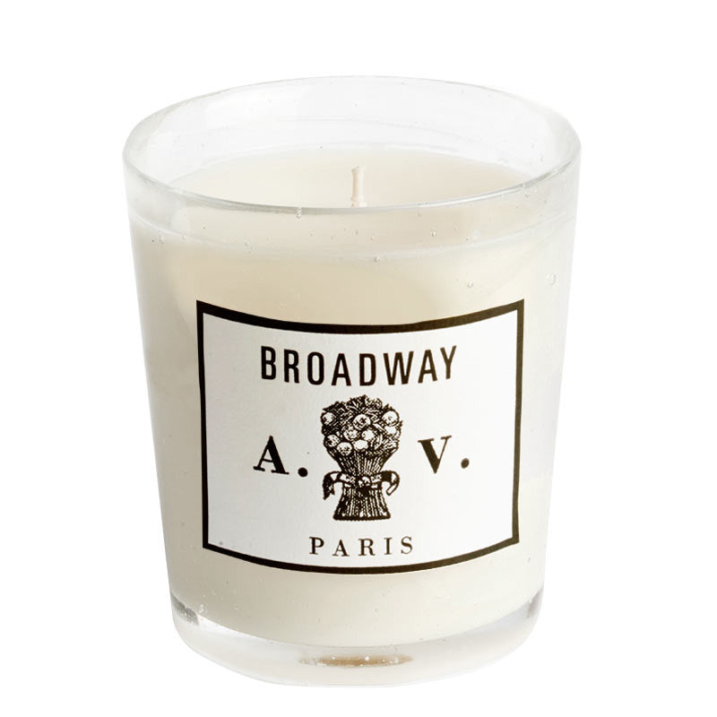 Broadway Candle | Astier de Villatte Paris Collection | Aedes.com