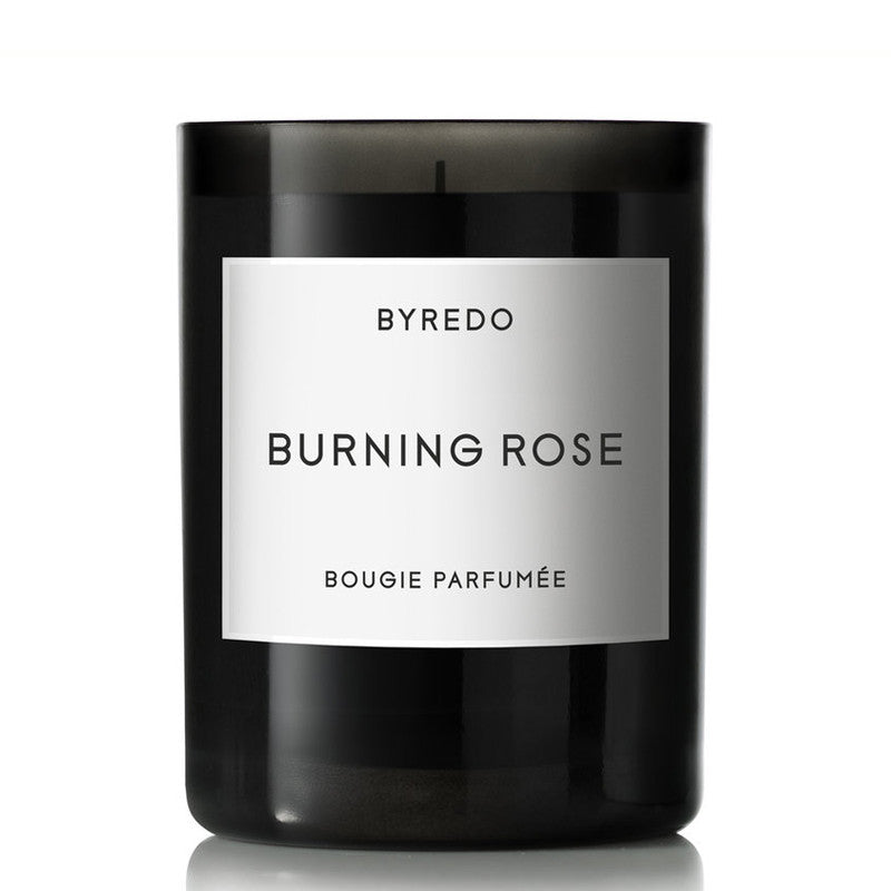 Burning Rose Candle | Byredo Collection | Aedes.com