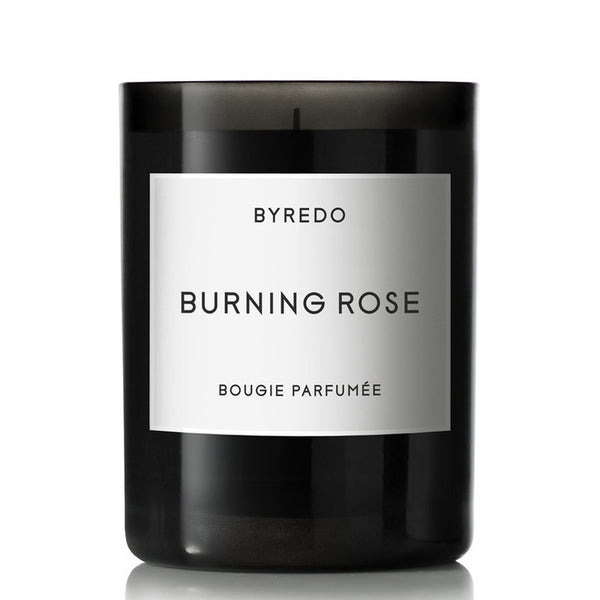 Burning Rose - Candle 8.4oz by Byredo