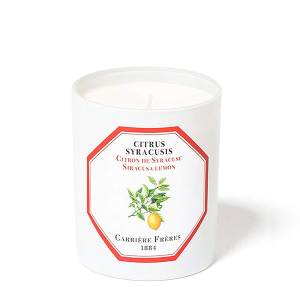 Siracusa Lemon - Lemon Candle 6.5oz