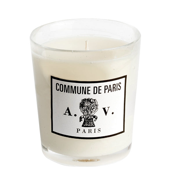 Commune de Paris - Candle (glass) 8.3oz by Astier de Villatte