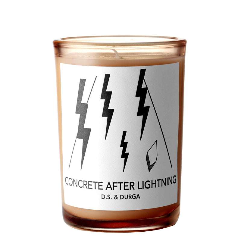 Concrete After Lightning Candle | DS & DURGA Collection | Aedes.com