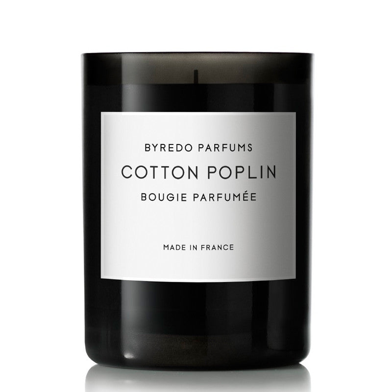 Cotton Poplin Candle | Byredo Collection | Aedes.com