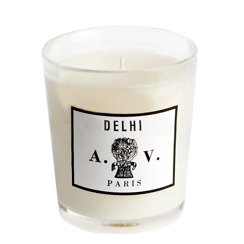 Delhi - Candle (glass) 8.3oz by Astier de Villatte