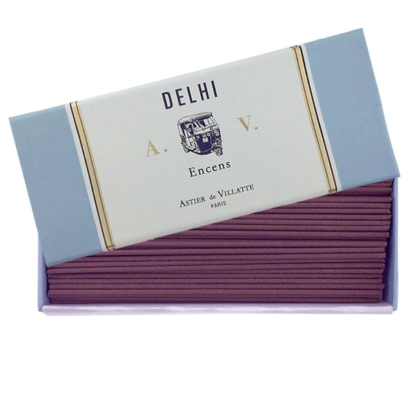 Delhi - Incense Box (120 sticks) by Astier de Villatte