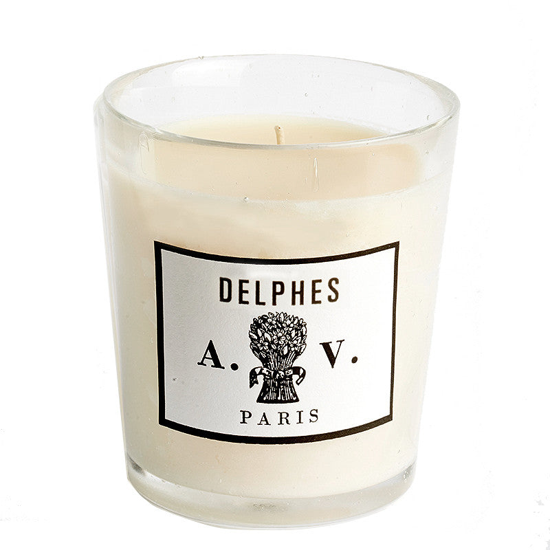 Delphes Candle | Astier de Villatte Paris Collection | Aedes.com